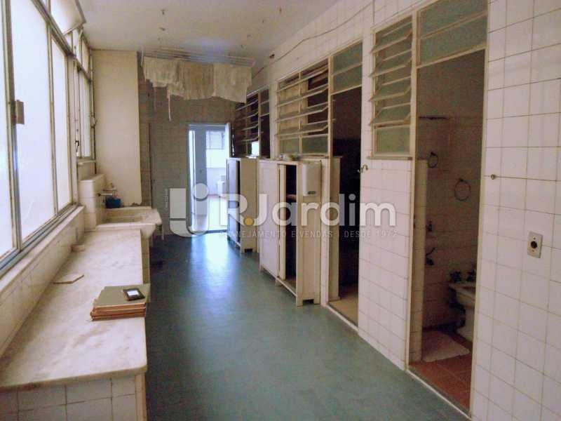 área e dependências - Compra Venda Avaliação Imóveis Apartamento Copacabana 4 Quartos - LAAP40824 - 28