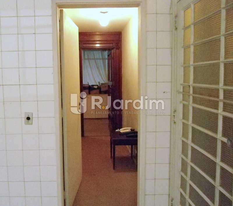 ligação dependências/quartos - Compra Venda Avaliação Imóveis Apartamento Copacabana 4 Quartos - LAAP40824 - 24