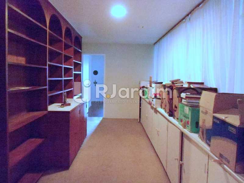 circulação - Compra Venda Avaliação Imóveis Apartamento Copacabana 4 Quartos - LAAP40824 - 11