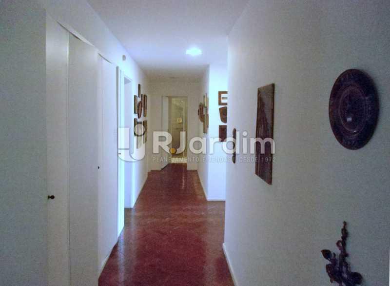 circulação - Compra Venda Avaliação Imóveis Apartamento Copacabana 4 Quartos - LAAP40824 - 17