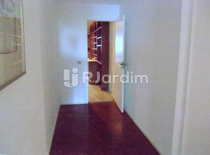 circulação - Compra Venda Avaliação Imóveis Apartamento Copacabana 4 Quartos - LAAP40824 - 23