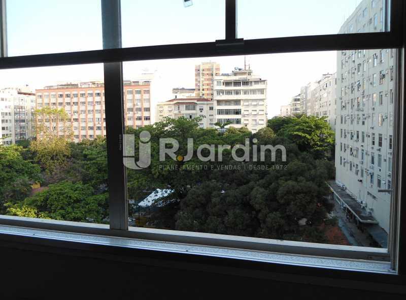 vista quartos - Compra Venda Avaliação Imóveis Apartamento Copacabana 4 Quartos - LAAP40824 - 22