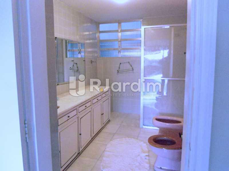 banheiro suite 1 - Compra Venda Avaliação Imóveis Apartamento Copacabana 4 Quartos - LAAP40824 - 10