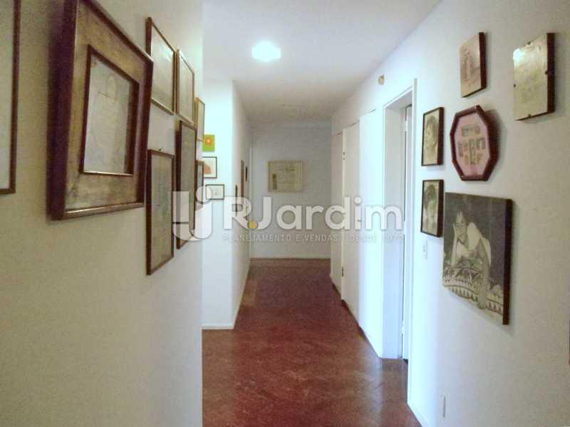 circulação - Compra Venda Avaliação Imóveis Apartamento Copacabana 4 Quartos - LAAP40824 - 18
