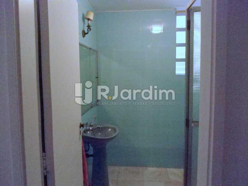 banheiro - Compra Venda Avaliação Imóveis Apartamento Copacabana 4 Quartos - LAAP40824 - 16