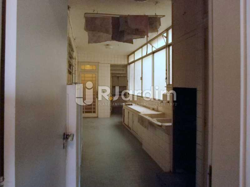 área - Compra Venda Avaliação Imóveis Apartamento Copacabana 4 Quartos - LAAP40824 - 29