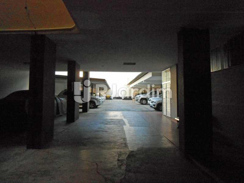 garagem - Compra Venda Avaliação Imóveis Apartamento Copacabana 4 Quartos - LAAP40824 - 31