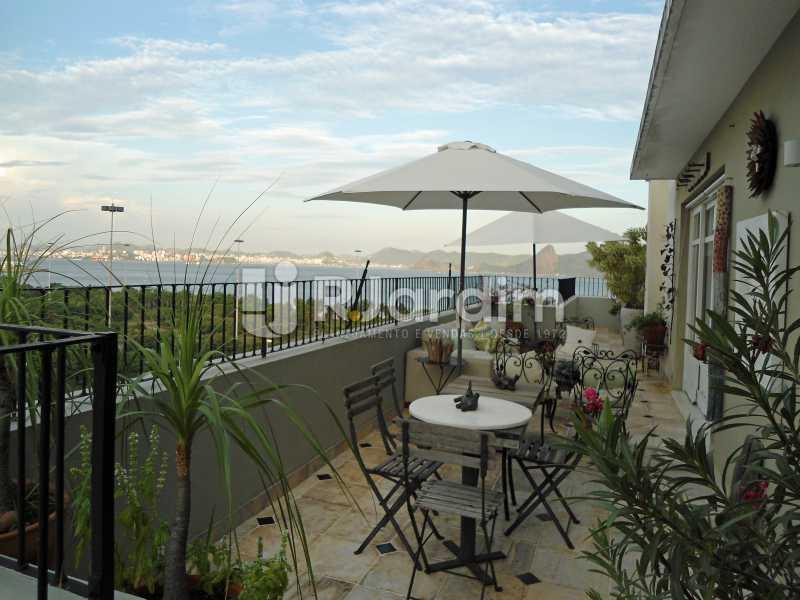 varanda - Apartamento Flamengo 2 Quartos Compra Venda - LAAP21619 - 4
