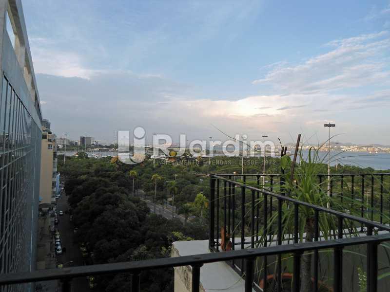 varanda - Apartamento Flamengo 2 Quartos Compra Venda - LAAP21619 - 5