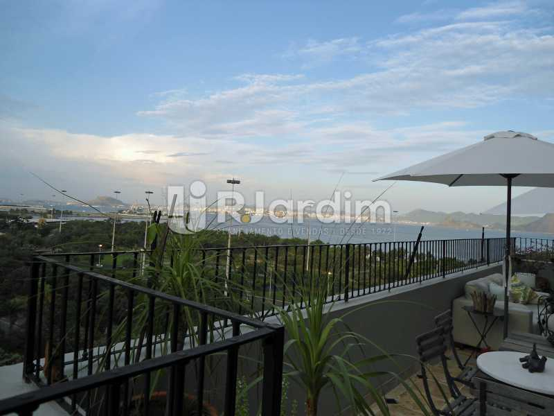 varanda - Apartamento Flamengo 2 Quartos Compra Venda - LAAP21619 - 6