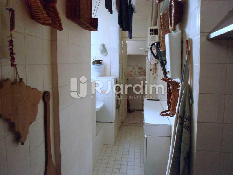 área - Apartamento Flamengo 2 Quartos Compra Venda - LAAP21619 - 20