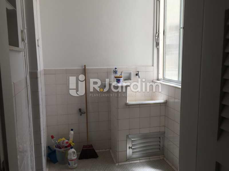 área de serviço - Apartamento Para Alugar - Ipanema - Rio de Janeiro - RJ - LAAP21621 - 14