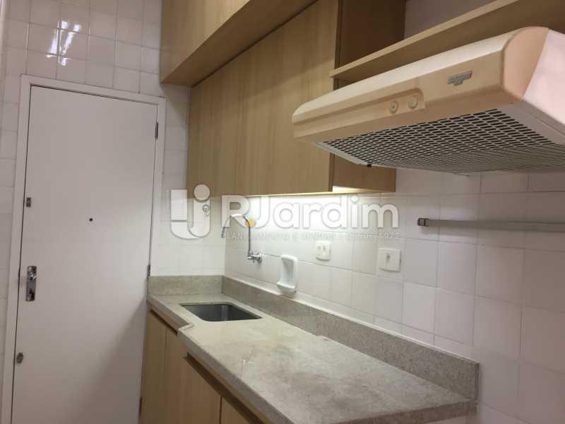 cozinha - Apartamento Para Alugar - Ipanema - Rio de Janeiro - RJ - LAAP21621 - 18
