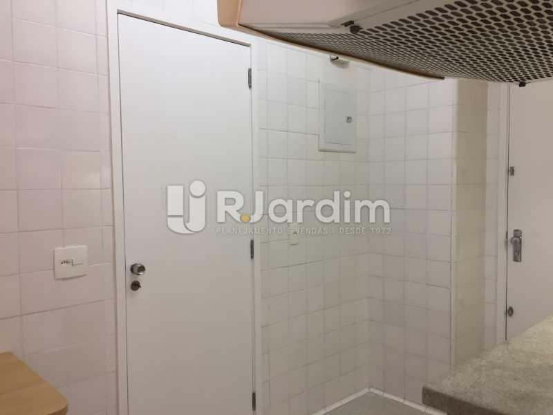cozinha - Apartamento Para Alugar - Ipanema - Rio de Janeiro - RJ - LAAP21621 - 20
