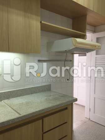 cozinha - Apartamento Para Alugar - Ipanema - Rio de Janeiro - RJ - LAAP21621 - 21