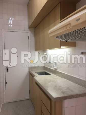 cozinha - Apartamento Para Alugar - Ipanema - Rio de Janeiro - RJ - LAAP21621 - 22