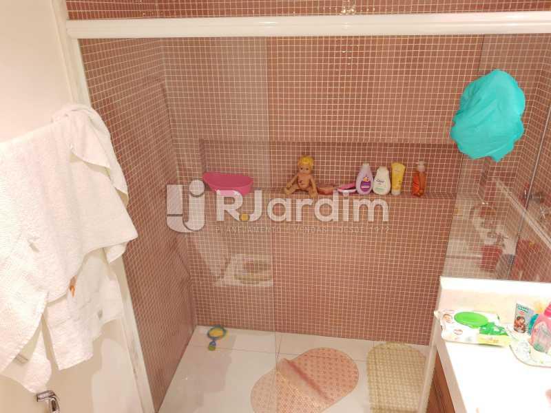 BANHEIRO SUÍTE - Apartamento Barra da Tijuca 4 Quartos - LAAP40826 - 23
