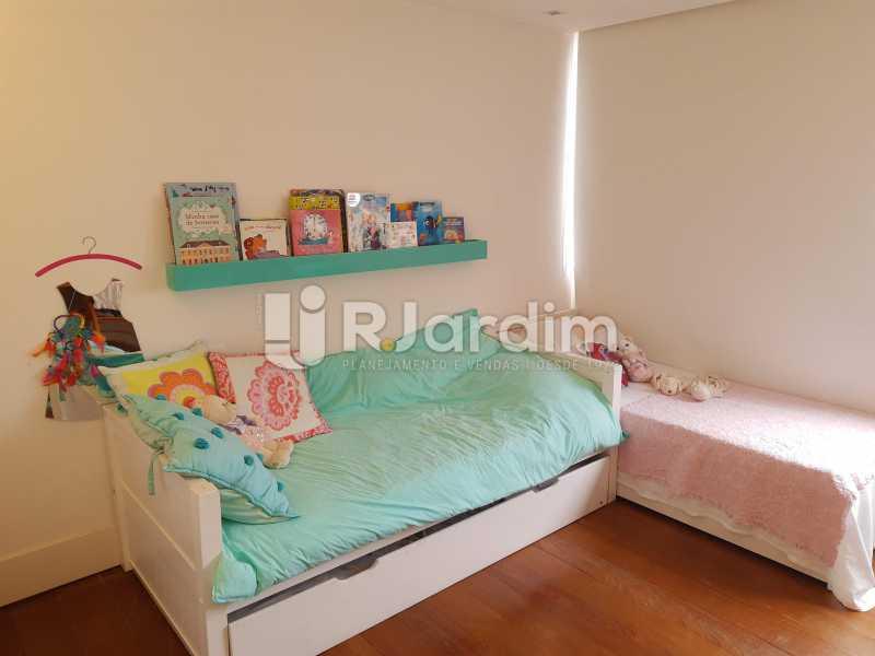 SUÍTE - Apartamento Barra da Tijuca 4 Quartos - LAAP40826 - 15