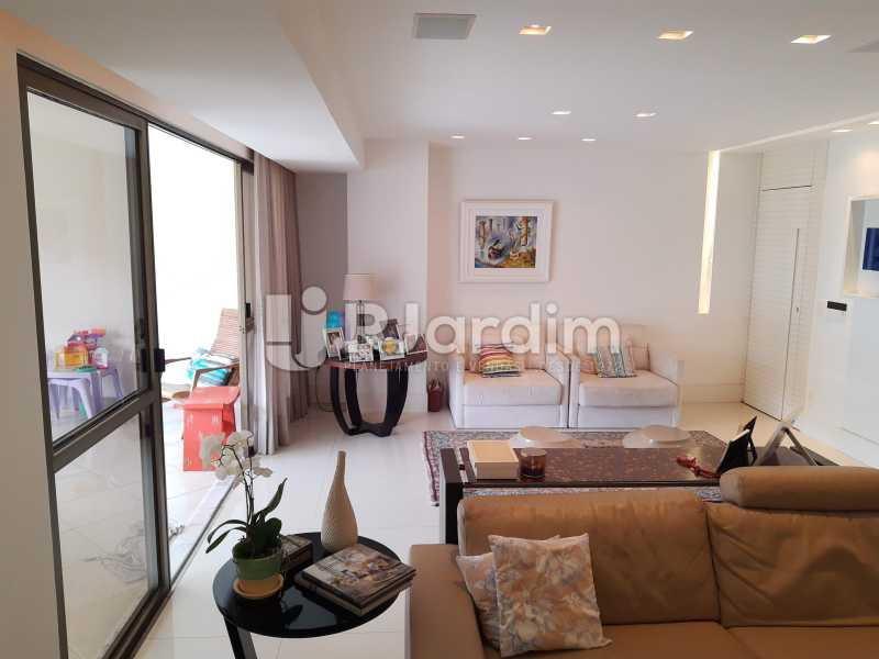 SALA - Apartamento Barra da Tijuca 4 Quartos - LAAP40826 - 8