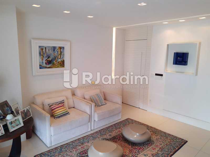 SALA - Apartamento Barra da Tijuca 4 Quartos - LAAP40826 - 11