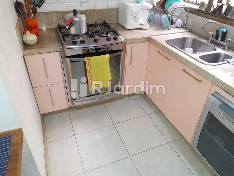 COZINHA - Apartamento Barra da Tijuca 4 Quartos - LAAP40826 - 25