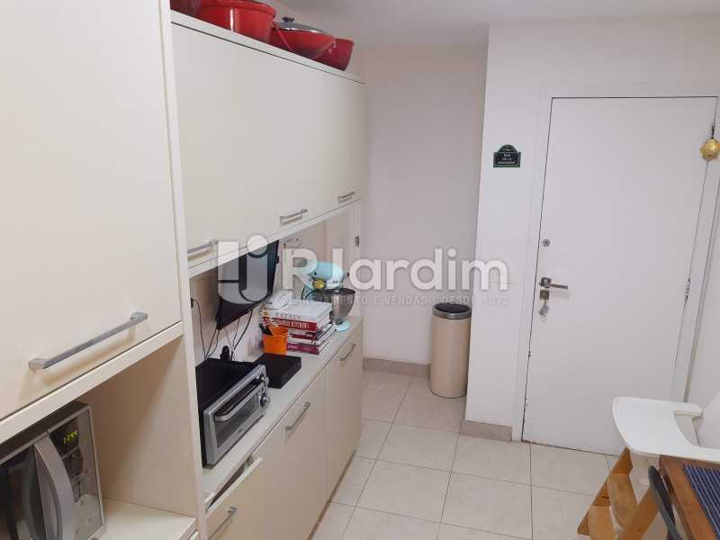 COZINHA - Apartamento Barra da Tijuca 4 Quartos - LAAP40826 - 26