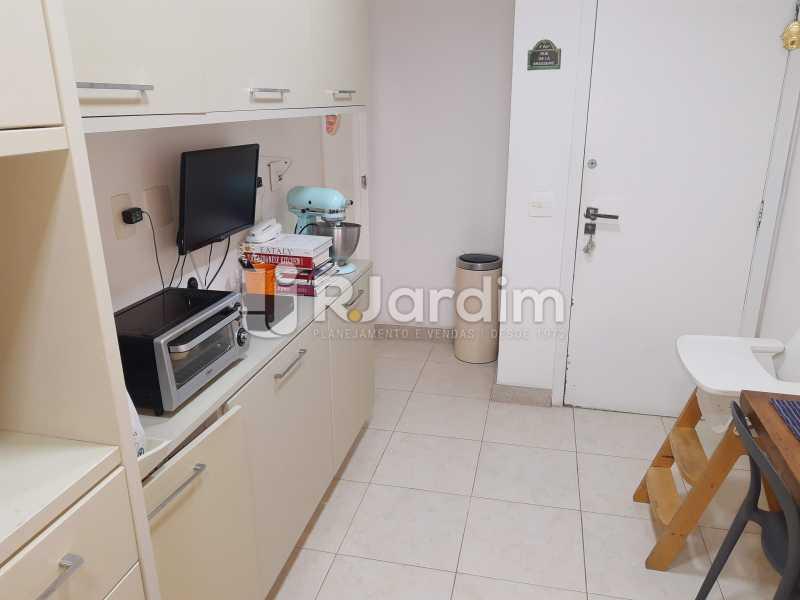 COZINHA - Apartamento Barra da Tijuca 4 Quartos - LAAP40826 - 27