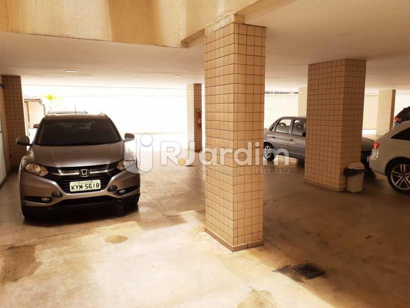 GARAGEM - Apartamento Barra da Tijuca 4 Quartos - LAAP40826 - 30