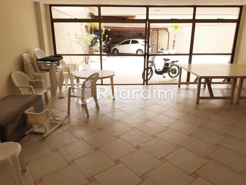 SALÃO DE FESTAS - Apartamento Barra da Tijuca 4 Quartos - LAAP40826 - 31