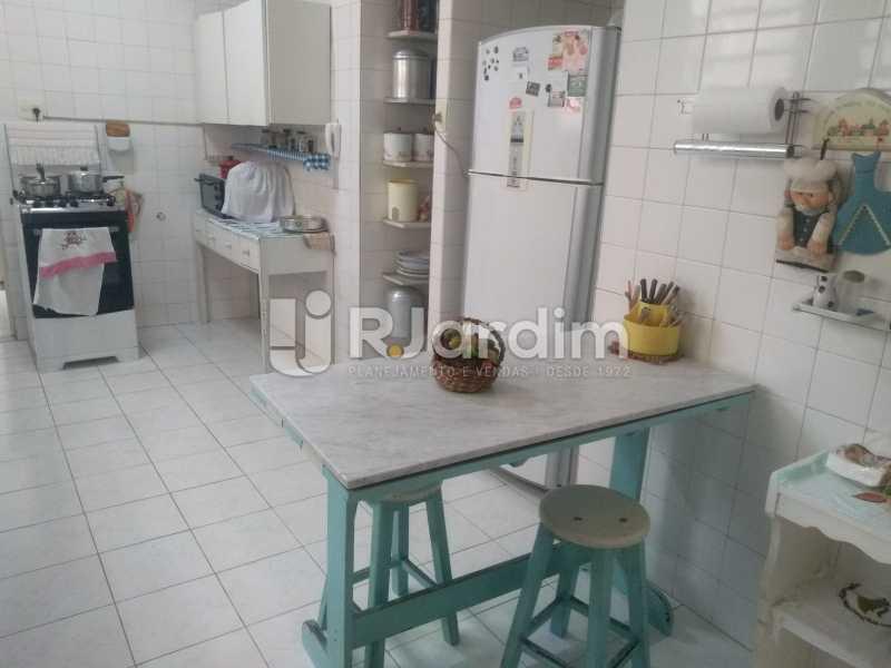 cozinha  - Apartamento Ipanema 4 Quartos Compra Venda Avaliação - LAAP40828 - 24