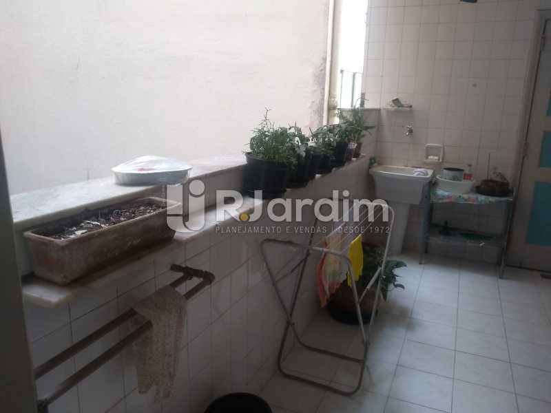 área de serviço  - Apartamento Ipanema 4 Quartos Compra Venda Avaliação - LAAP40828 - 26