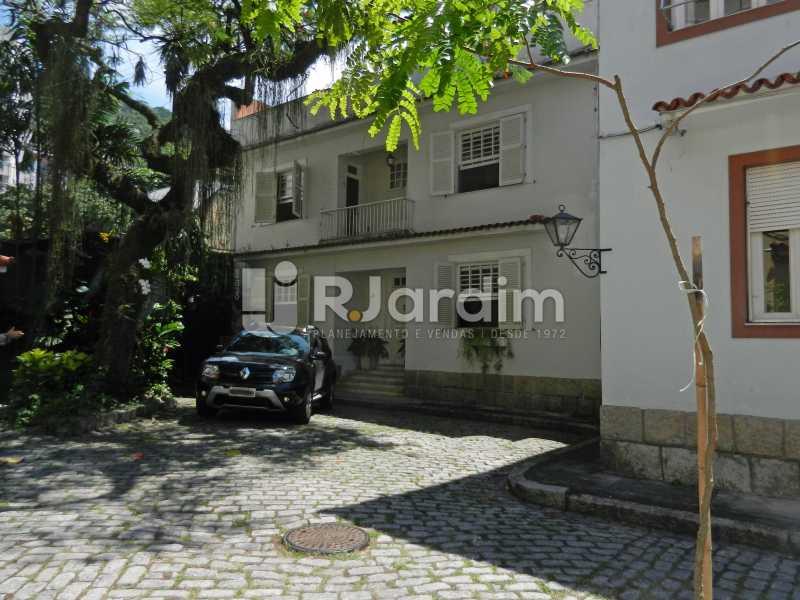 exterior - Casa Triplex Residencial Botafogo 5 Quartos Garagem Compra Venda Avaliação Imóveis - LACV50002 - 3