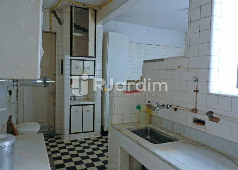 cozinha - Casa Triplex Residencial Botafogo 5 Quartos Garagem Compra Venda Avaliação Imóveis - LACV50002 - 11