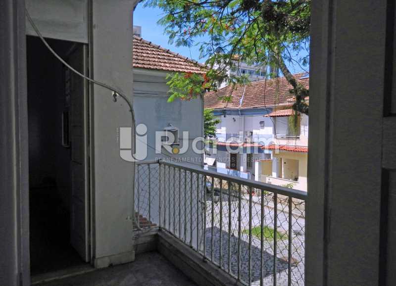 varanda - Casa Triplex Residencial Botafogo 5 Quartos Garagem Compra Venda Avaliação Imóveis - LACV50002 - 16