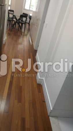 SALA - Apartamento Leblon 2 Quartos - LAAP21630 - 4