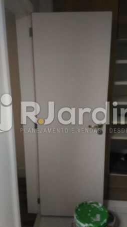 QUARTO - Apartamento Leblon 2 Quartos - LAAP21630 - 5