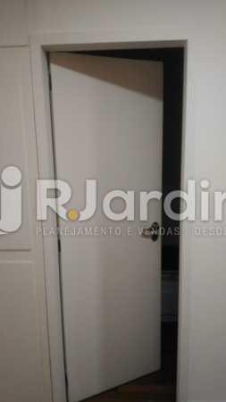QUARTO - Apartamento Leblon 2 Quartos - LAAP21630 - 6