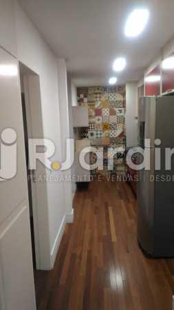 COZINHA - Apartamento Leblon 2 Quartos - LAAP21630 - 8