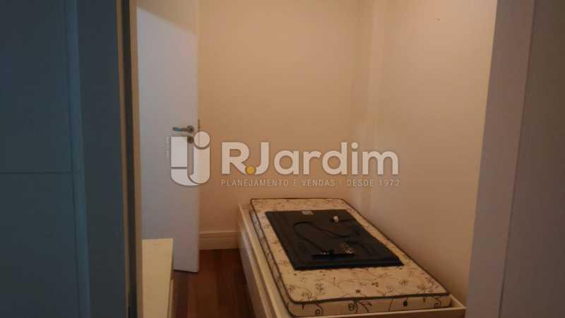 QUARTO - Apartamento Leblon 2 Quartos - LAAP21630 - 9
