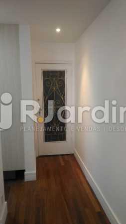 HALL DE ENTRADA - Apartamento Leblon 2 Quartos - LAAP21630 - 3