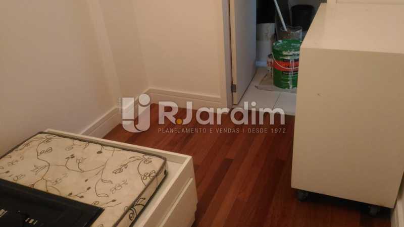 QUARTO - Apartamento Leblon 2 Quartos - LAAP21630 - 10
