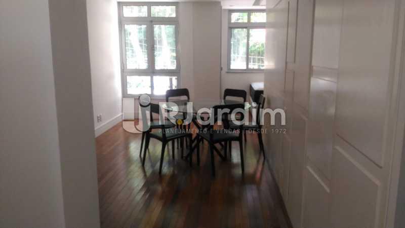 SALA - Apartamento Leblon 2 Quartos - LAAP21630 - 14