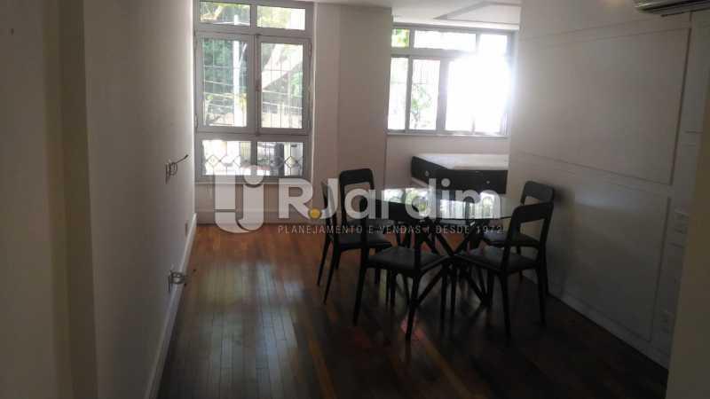 SALA - Apartamento Leblon 2 Quartos - LAAP21630 - 17