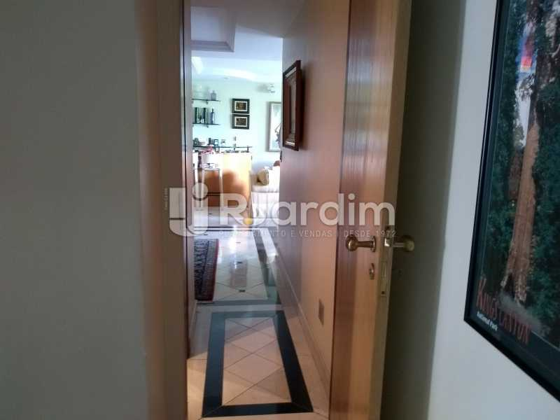 circulação - Apartamento Leblon 3 Quartos - LAAP32262 - 14