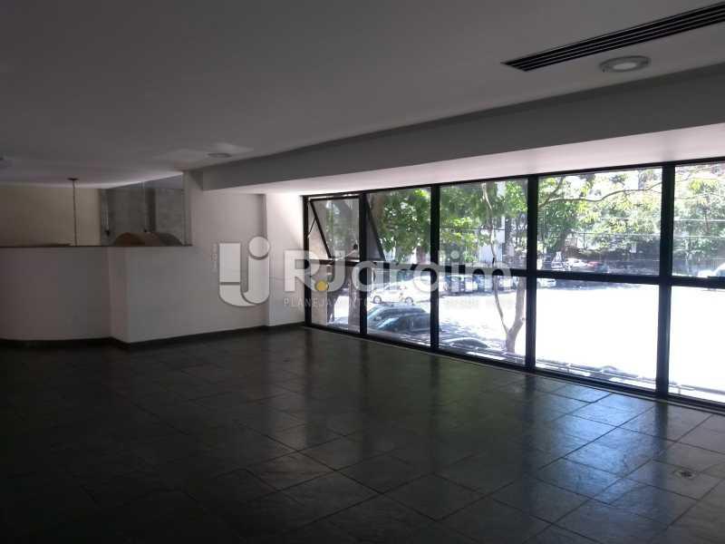 salão de festas - Apartamento Leblon 3 Quartos - LAAP32262 - 26