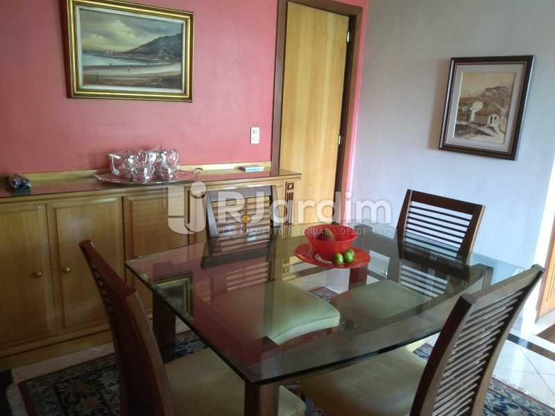 sala/segundo ambiente - Apartamento Leblon 3 Quartos - LAAP32262 - 9