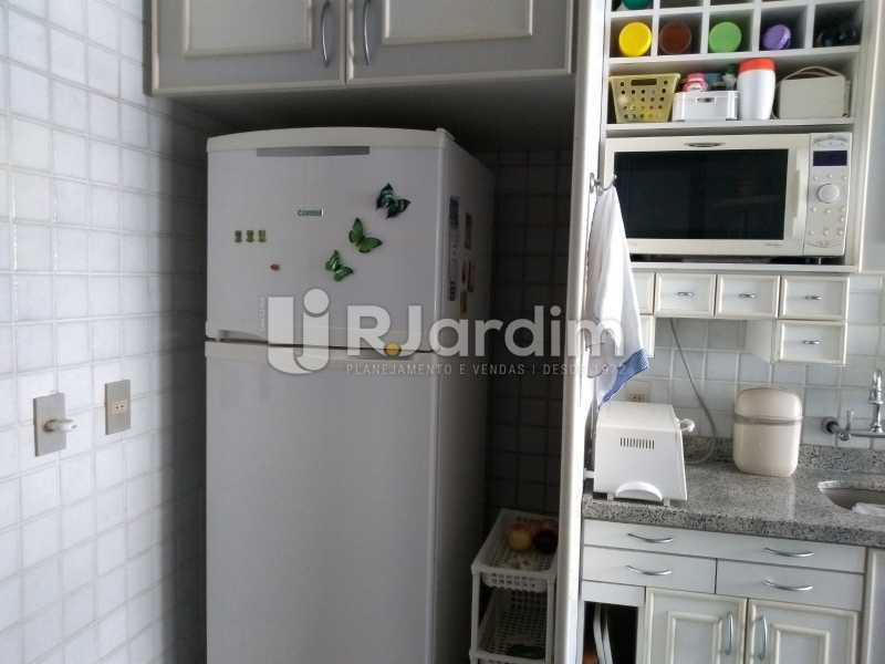 cozinha  - Apartamento Leblon 3 Quartos - LAAP32262 - 25