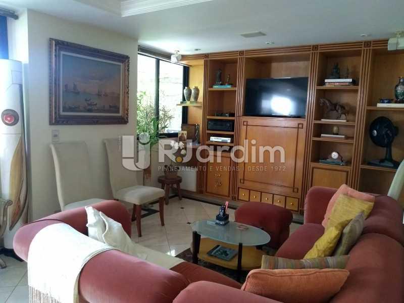 sala - Apartamento Leblon 3 Quartos - LAAP32262 - 6