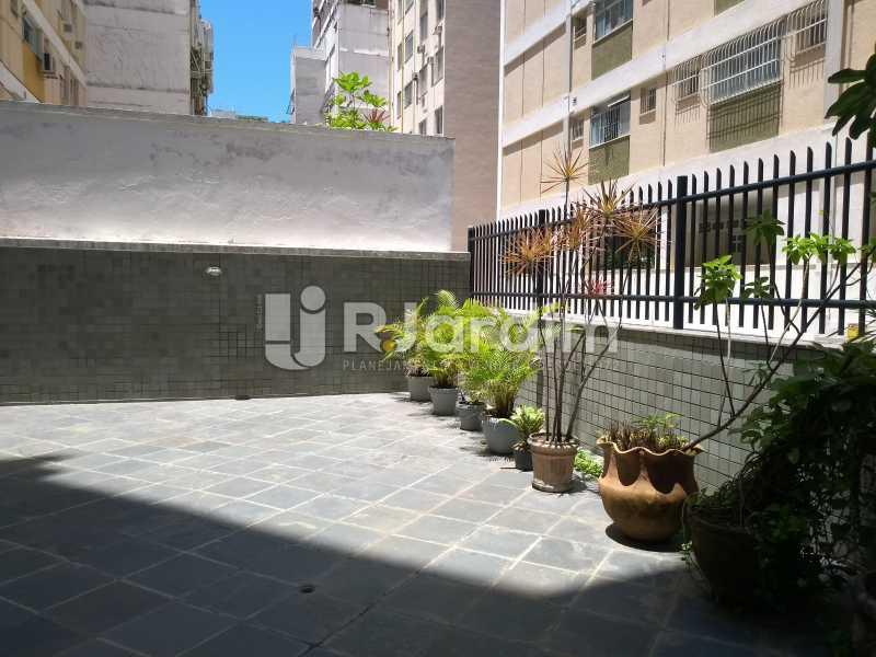 espaço comum / play - Apartamento Leblon 3 Quartos - LAAP32262 - 27