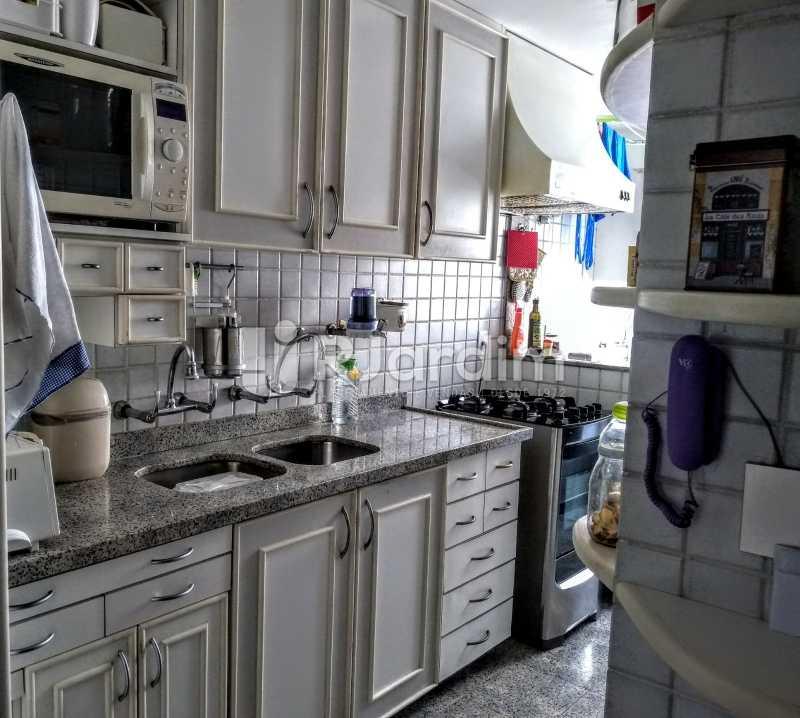 cozinha /área de serviço - Apartamento Leblon 3 Quartos - LAAP32262 - 24